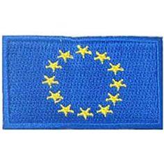 Adaptable European Union Friendship Flag Badge Lapel Pin Pin 5 Pcs A Lot Apparel Sewing & Fabric
