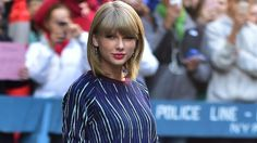 Taylor Swift to Donate 'Welcome to New York' Proceeds to NYC Public Schools  PHOTO: Taylor Swift is seen, Oct. 27, 2014, in New York.