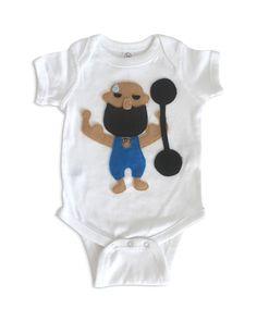 19cfaf563 Mi Cielo x Story Unisex Strongman Bodysuit - Baby Kids - Bloomingdale's