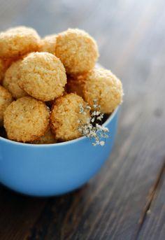 Receta 978: Pastas de coco » 1080 Fotos de cocina