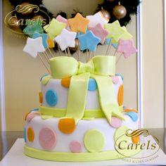 Chiqui Cakes Pastel Pájaro Loco