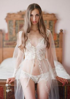 Camelot Robe – Claire Pettibone Heirloom Boutique. This robe is around two thousand dollars.