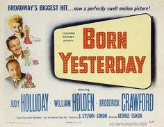 Born Yesterday  {1951}