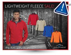 #WinterMustHave - Lightweight Fleece - #Brandit and #GiftIt  - contact me for a quote.  linda@lindajacobspromotions.co.za