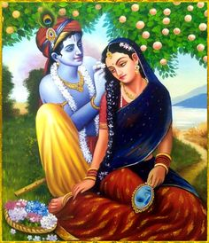 Lord Krishna Images, Radha Krishna Pictures, Radha Krishna Love, Radhe Krishna, Ram Hanuman, Krishna Statue, India Painting, Love Is An Action, Krishna Painting