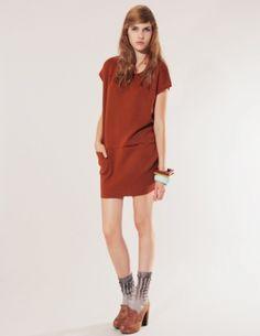 Phamous Pocket Knit Dress