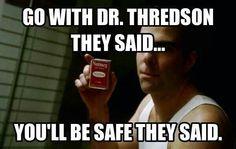 AHS asylum Dr.Thredson