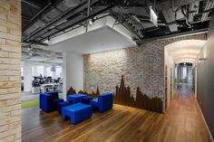 Booking.com offices by OFFCON, Moscow - Russia