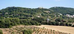 Las Vistas al Castillo Medieval de Capdepera