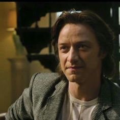 James Mcavoy in X-men Apocalypse.