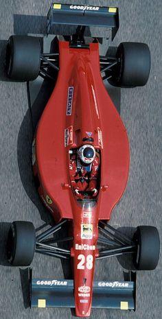 Ferrari Gerhard Berger