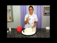 Prensagem e Nivelamento de bolos parte 1 - YouTube
