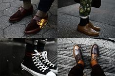 Not really my style besides the chucks, but still dope...