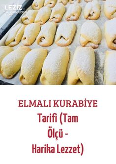 Elmalı Kurabiye Tarifi (Tam Ölçü – Harika Lezzet) – Kurabiye – Las recetas más prácticas y fáciles Pastry Recipes, Cupcake Recipes, Cookie Recipes, Dessert Recipes, Apple Cookies, Bakery Cakes, Fun Cupcakes, Dessert Drinks, Cookie Desserts