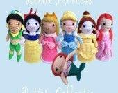 princess crochet!