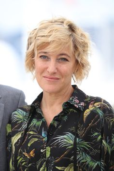 """Valeria Bruni-Tedeschi Photos - Actress Valeria Bruni Tedeschi attends the """"Slack Bay (Ma Loute)"""" photocall during the 69th annual Cannes Film Festival at the Palais des Festivals on May 13, 2016 in Cannes, France. - 'Slack Bay (Ma Loute)' Photocall - The 69th Annual Cannes Film Festival"""