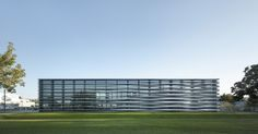 Gallery of Trumpf Poland Technology Center / Barkow Leibinger - 1