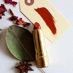 #natural Lipstick // Worth #naturalskincare #greenbeauty