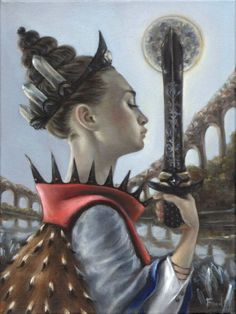 Queen of Swords  ori