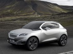 Peugeot HR1 Concept (2010)