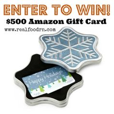 Amazon Giveaway Great Big December GIVEAWAY!!!