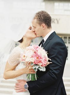 #kiss  Photography: Lani Elias Fine Art Photography - lanielias.com  Read More: http://www.stylemepretty.com/2013/11/04/winnipeg-wedding-from-lani-elias-fine-art-photography/