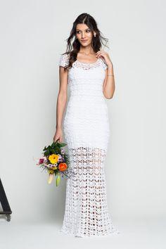 Lançamento da primeira coleção colaborativa de vestidos de noiva