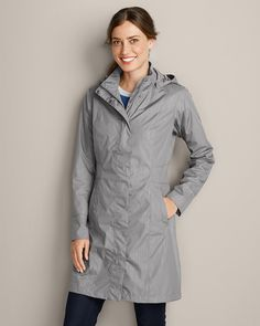 Girl On The Go® Trench Coat | Eddie Bauer
