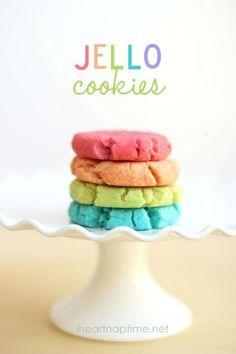 Untested. Jello Cookies