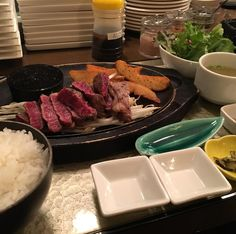 #japan #japanesefood #yummy #beef #steak #instagood #instalike #instafood #instapic #instadaily #photooftheday http://ift.tt/2xUEvK1