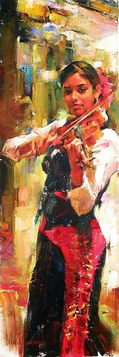 Michael and Inessa Garmash | Romantic Impressionist painters | Tutt'Art@ | Pittura * Scultura * Poesia * Musica |
