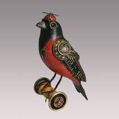 bird assemblage | Jim Mullan bird assemblage