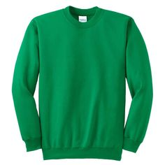 Port & Company Men's Kelly Tall Essential Fleece Crewneck Sweatshirt
