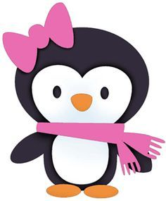 cute penguin clip art use these free images for your websites art rh pinterest com  cute penguin clip art free