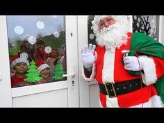 Mikołaj w przedszkolu - YouTube Cake Pop Stands, Cake Pops, 8 Martie, African Fashion Dresses, Elf On The Shelf, Holiday Decor, Nails, Amazing, Youtube