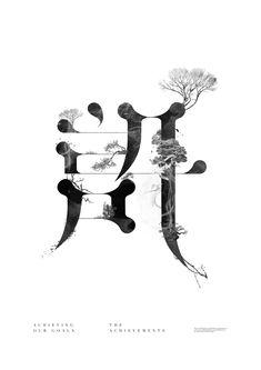 Ink Typo on Behance Typo Poster, Typography Poster Design, Graphic Design Posters, Typography Logo, Graphic Design Inspiration, Logo Design Love, Font Design, Type Design, My Hero Academia Memes