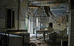 European Ghosts and Hauntings: Poveglia Island near Venice, Italy