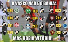 Vasco vira alvo de mais piadas nas redes sociais após oitava derrota no Brasileirão | Blog Meio de Campo | Globoesporte.com