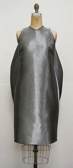 Dress Designer: Yeohlee Teng (American, born Malaysia, 1951) Date: fall/winter 2007–8 Culture: American Medium: silk, synthetic