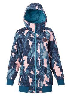 Women's Burton Mossy Maze Jacket