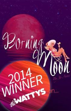 """You should read """"Burning Moon - SYTYCW Winner #Wattys2014"""" on #Wattpad 