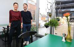 Soepbar Soepplus in de Lammerstraat is de eerste horecazaak die rechtstreeks uitgeeft op het nieuwe Miriam Makebaplein aan de Krook. Zaakvoerster Barbara D...