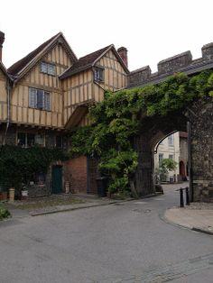 Winchester, England Hampshire England, England Uk, Stonehenge, Winchester England, St Michael's Mount, Corfe Castle, English Village, Walled City, Old Farm Houses