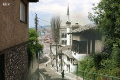 Sarajevo,,past vs present Bosnia And Herzegovina, Past, City, Places, Check, Past Tense, Cities, Lugares
