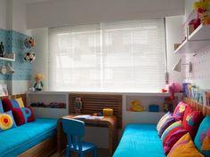 Quarto de irmãos: como decorar ambiente para menino e menina - Casa - GNT