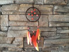 Autumn Dreamcatcher  by TheDreamBoutique on Etsy, $22.00