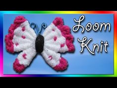 How To Loom a Butterfly - YouTube