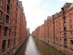 Speicherstadt - #UNESCO #worldheritage in Germany - #summer visit