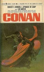 Conan - Robert E. Howard -#book #fantasy #adventure