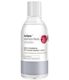 płyn micelarny do mycia twarzy i oczu